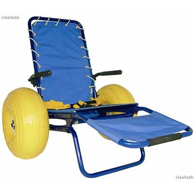 Beach Wheelchair Rental in Playa del Carmen